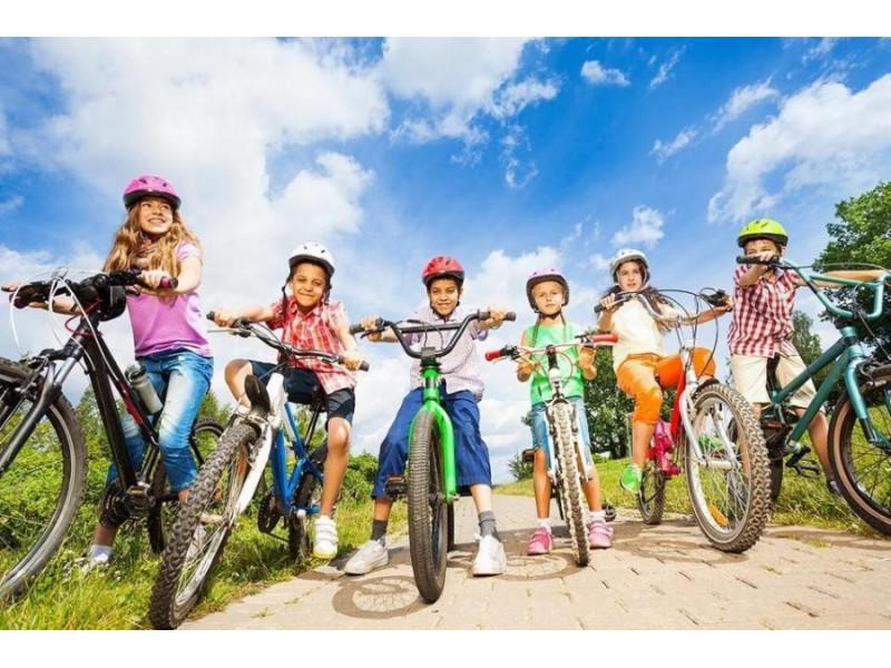 Prvi biciklistički koraci