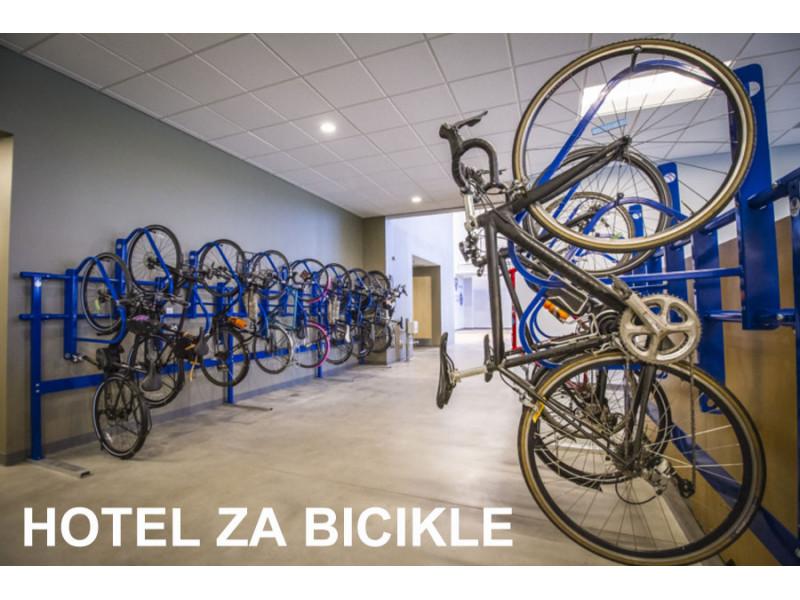 Hotel za bicikle i E-bike ZIMOVNIK za bicikle