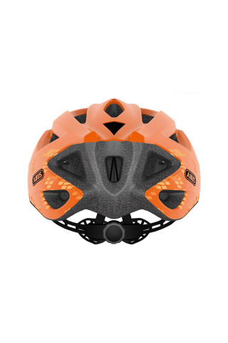 Kaciga Abus S-Cension Diamond orange
