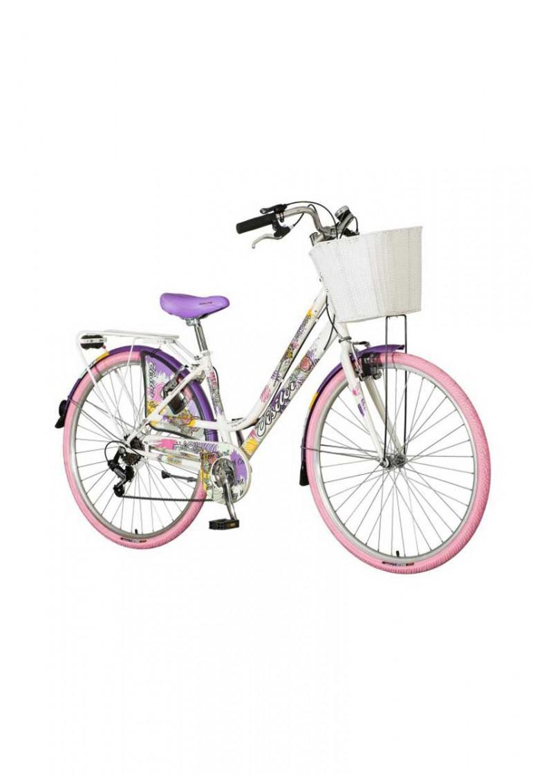 Bicikl gradski Visitor Fashion Holicolor 28
