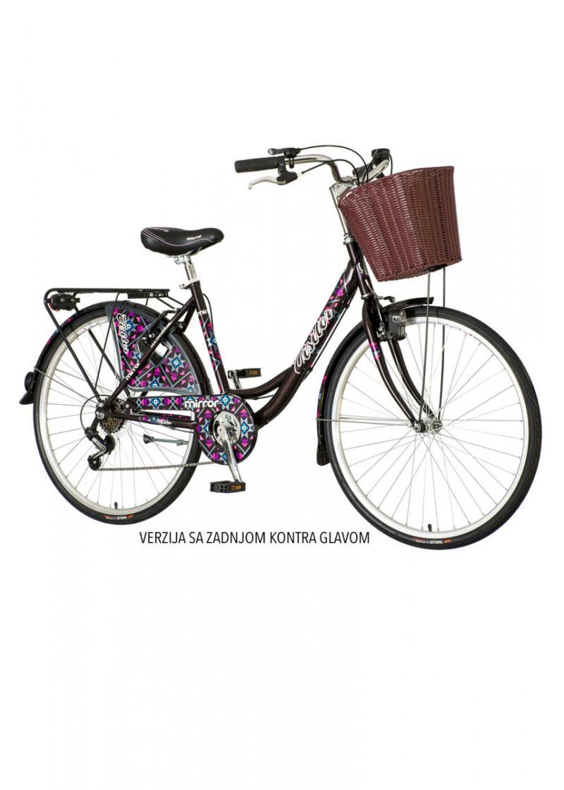 Bicikl gradski Visitor Fashion Mirror 26
