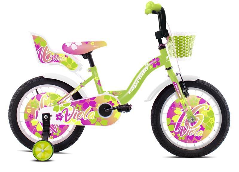 Bicikl deciji Capriolo Viola 16