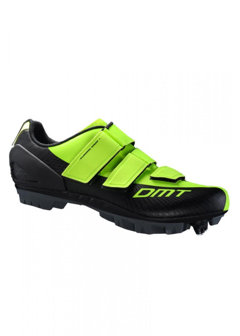 Sprinterice DMT M6 FLUO CRNE