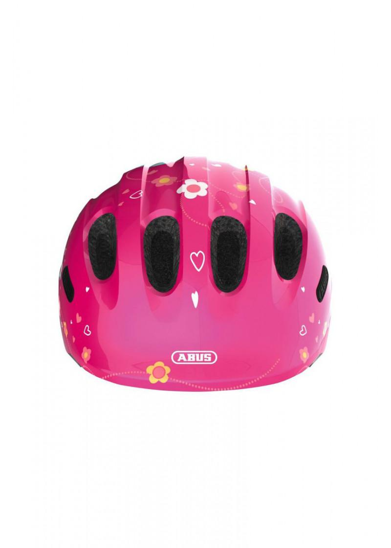 Kaciga Abus pink Butterfly
